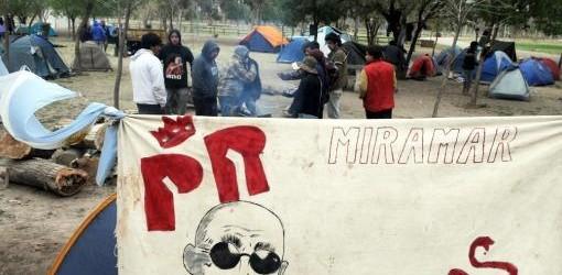 EL SÁBADO: El Indio ya está en Mendoza, donde tocará ante 100 mil personas