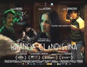 Continúa el programa Cine para Todos: Se proyectará la película Infancia clandestina en la Casa de la Cultura