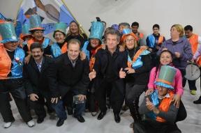 Nación destaca el compromiso del gobernador entrerriano : Urribarri inauguró la Casa de la Historia y la Cultura del Bicentenario en Concordia