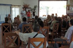 Se realizó en Colón un encuentro con los administradores del NEA: Acuerdan una matriz de gestión ambiental para la preservación de los sitios Ramsar