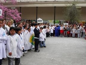 En Chajarí: Comienza la Feria Provincial de Ciencia y Tecnología