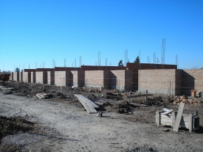 Se invierten más de 8,7 millones de pesos: Está en marcha la construcción de una nueva escuela en San José de Feliciano