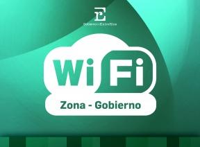 Mediante un sistema especial que permitirá el acceso:  A partir de este lunes Casa de Gobierno tendrá servicio de Wi-Fi para uso interno y público