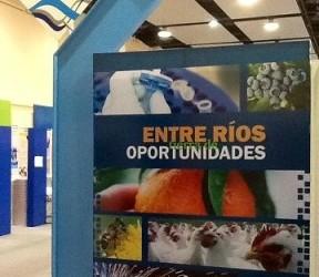 En el marco de una Misión Comercial: Entre Ríos participa de la Feria Expocruz 2013 en Bolivia