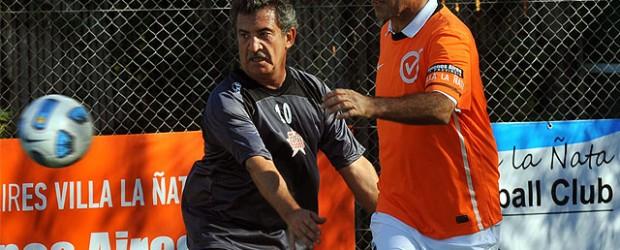 Rivalidad: Scioli ya patea en contra y Urribarri más capitán del equipo de Cristina