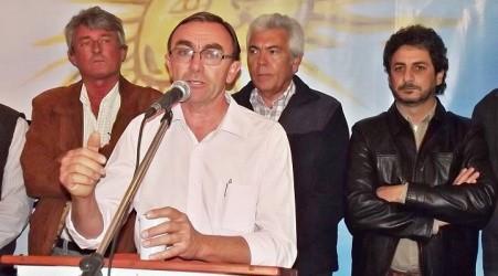 Cierre de campaña en C.Bernardi: Boxler llamó a votar al FPV para defender las obras, la igualdad y la inclusión social