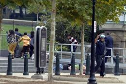TIROTEO EN WASHINGTON EEUU: un tiroteo en la zona del Capitolio causó alarma en Washington
