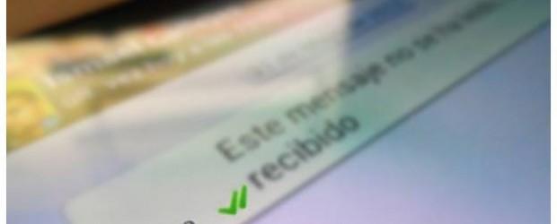 """Tecnológía: Millones de rupturas por culpa del """"doble check"""" de WhatsApp"""