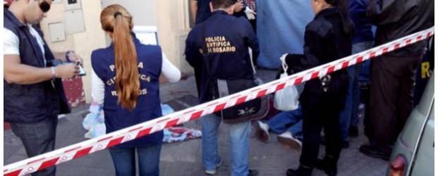 Rosario: Un hombre mató a su ex pareja y se suicidó en la calle
