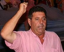 "Patotero: Ex gobernador entrerriano acusa a De Angeli de ""patotear"" a su esposa"