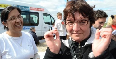 En la quinta jornada: Se entregaron más de 400 anteojos en el marco del Abordaje Territorial en Gualeg