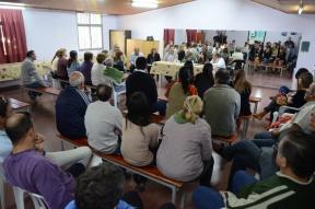 Dialogaron sobre inquietudes de la comunidad: Bahl y Kunath se reunieron con vecinos e instituciones de Villa Urquiza