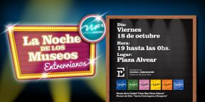 Seis museos provinciales y dos municipales: Una nueva edición de la Noche de los Museos Entrerrianos se hará realidad este viernes
