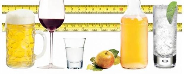 Salud: Las cinco bebidas alcohólicas que más engordan
