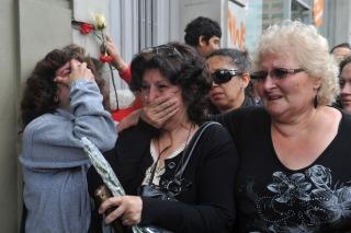 ÚLTIMO ADIÓS: Familiares y allegados despidieron a Ricardo Fort con una misa en Pilar
