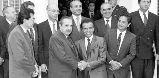 ANIVERSARIO: Se cumplen 20 años del Pacto de Olivos que permitió la reforma constitucional del '94
