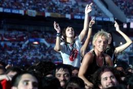 NUÑEZ: El gobierno porteño clausuró el monumental para recitales y espectáculos