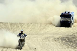RALLY: Tras seis años en Sudamérica, el Dakar comienza a cambiar su piel