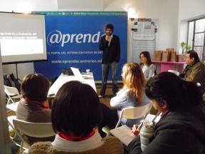 En una doble jornada: Se prepara un encuentro y muestra del Programa Comunicación, Educación y Tecnología