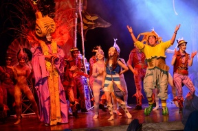 Con entrada libre y gratuita: El Árbol Mágico deleitó a sala llena a la familia entrerriana