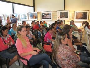 También habrá una charla de promoción de derechos: La muestra Mujeres Rurales llega a Federal