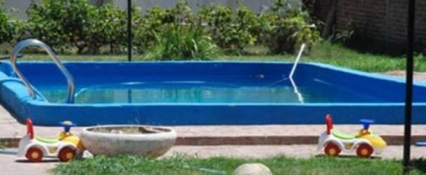 La Pampa: Mellizos murieron ahogados en una pileta