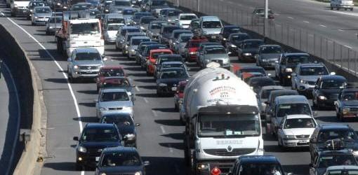 VERANO: Continúa el éxodo turístico: más de 2.000 vehículos se desplazan por hora hacia la Costa