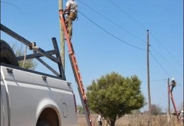 COMUNICADO DE ENERSA: Habrá cortes de energía eléctrica en algunas zonas del departamento Federal
