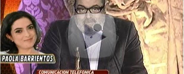 Primicias ya: Paola Barrientos habló en Intrusos para responderle a Lanata