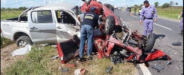 Formosa: Tres soldados murieron en un accidente de tránsito