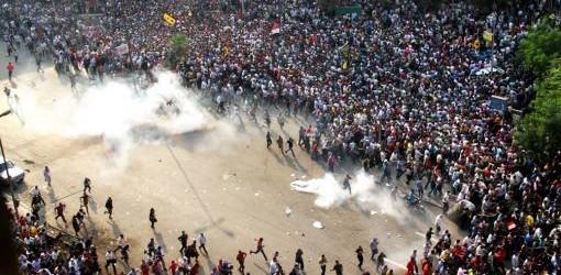 EL CAIRO Egipto: ascienden a Mariscal al jefe del Ejercito tras la represión