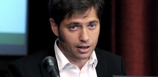 RETENCIONES: Axel Kicillof cuestionó la propuesta de Massa para bajar las retenciones