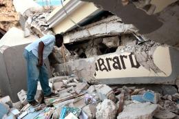 ANIVERSARIO: Recordaron en Haití a las víctimas del terremoto del 2010