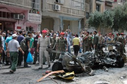 MONTREUX: Comenzó la negociación para detener la guerra en Siria
