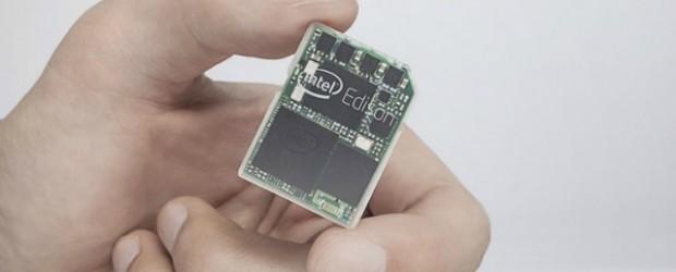 Novedades: Intel Edison, una computadora del tamaño de una tarjeta SD