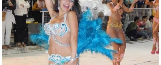 El inicio del carnaval superó expectativas en Santa Elena
