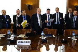 GINEBRA II: Baja expectativa en el penúltimo día de negociación por la paz en Siria