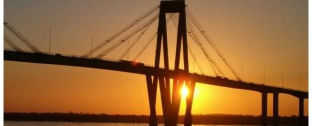Llamaron a licitación para la ejecución de la obra del puente a Santa Fe