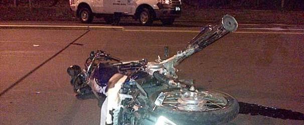Concordia: Adolescente murió cuando corría carreras con otros motociclistas