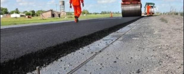 Se invertirán mas de 100 millones de pesos:  Continúa la repavimentación de la ruta entre Cerrito y Hernandarias