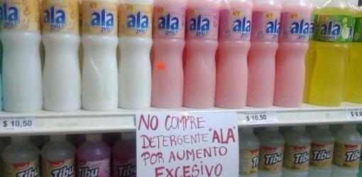 """RESPALDO: Entidades de consumidores apoyan la iniciativa a """"no comprar"""""""
