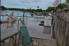 En la ciudad llovieron 200 milímetros: La provincia enviará materiales para atender la emergencia en Gualeguaychú
