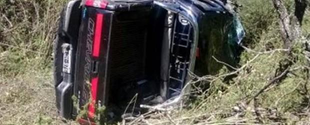 Accidente fatal ruta 127:  Un hombre de Sauce de Luna perdió la vida como consecuencia del choque de dos camionetas