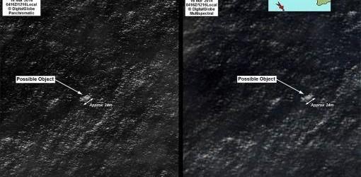 """AVIÓN DESAPARECIDO: El gobierno de Malasia cree que los objetos hallados son """"pistas creíbles"""""""