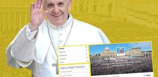 REDES SOCIALES: Francisco es el líder con mayor impacto en Twitter y ya prepara su ingreso a Facebook