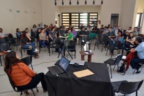 Programa Orquestas y Bandas Infantiles y Juveniles: Profesores de las orquestas infantiles se capacitaron en Paraná