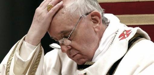 CANONIZACIÓN: El papa Francisco, enojado por una lujosa comida en el Vaticano