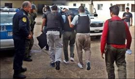 Policiales: Se llevaron a Claudio Alfredo Gómez