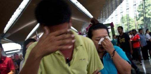 DESDE EL 7 DE MAYO: Malaysia Airlines dejará de pagar el alojamiento de los familiares de los pasajeros del avión desaparecido