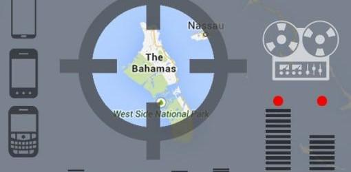 CIBERESPIONAJE: EEUU recopila y almacena todas las llamadas de teléfonos móviles que se realizan desde y hacia Bahamas
